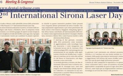 2nd International Sirona Laser Day