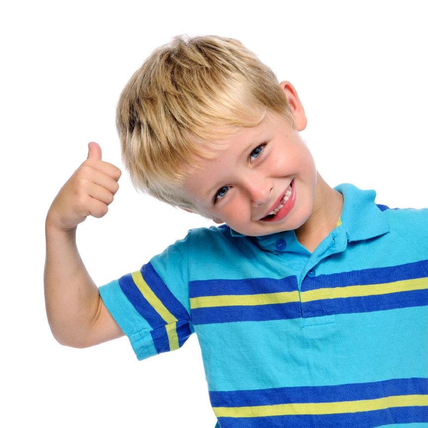 Odontoiatria infantile Inlaser